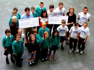 2010 cheque presentation