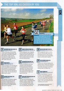 Runners World Feb 2012
